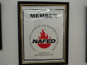 Proud member NAFED
